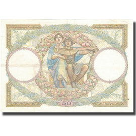 France, 50 Francs, Luc Olivier Merson, 1933, 1933-04-20, SUP, Fayette:16.4