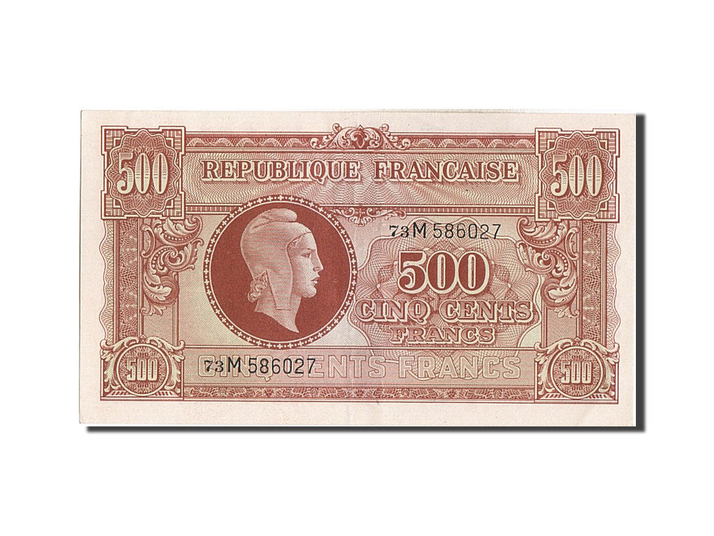 500 Francs type Marianne