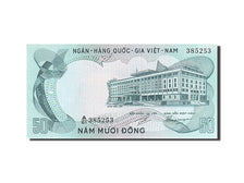 South Viet Nam, 50 Dông, 1972-1975, Undated (1972), KM:30a, SPL