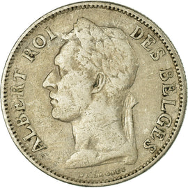 Monnaie, Congo belge, 50 Centimes, 1929, TB+, Copper-nickel, KM:22