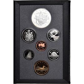 Monnaie, Canada, Coffret, 1994, Royal Canadian Mint, Proof, FDC,