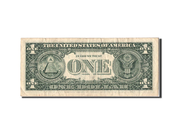 Etats-Unis, 1 Dollar Federal Reserve Note type Washington