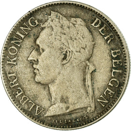 Monnaie, Congo belge, 50 Centimes, 1922, TB+, Copper-nickel, KM:23
