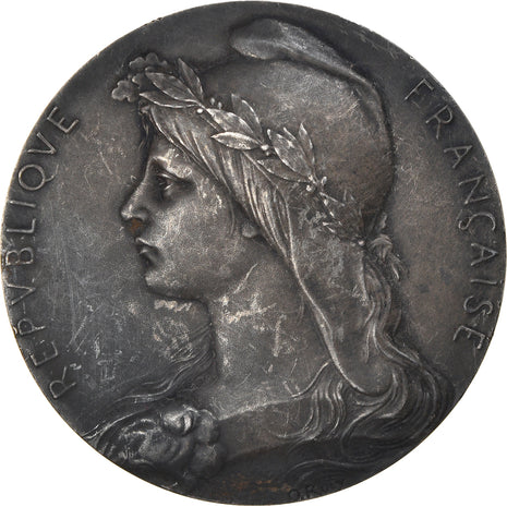 France, Médaille, Grande Guerre, Ville de Montrouge, Politics, Society, War