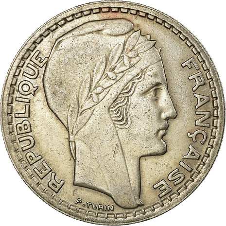Monnaie, France, Turin, 10 Francs, 1947, Paris, TTB, Copper-nickel, KM:908.1