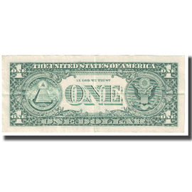 Billet, États-Unis, One Dollar, 1993, TTB