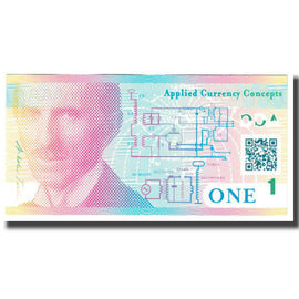 Billet, États-Unis, Billet Touristique, 2013, APPLIED CURRENCY CONCEPTS NIKOLA