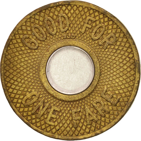 États-Unis, New-York City Transit Authority, Token