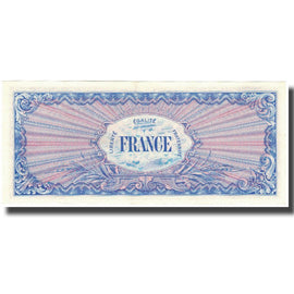 France, 1000 Francs, 1945 Verso France, 1945, 1945, SPL, Fayette:VF 27.1