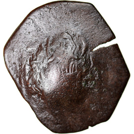 Monnaie, Latin Rulers of Constantinople, Aspron trachy, 1204-1261, TB, Billon