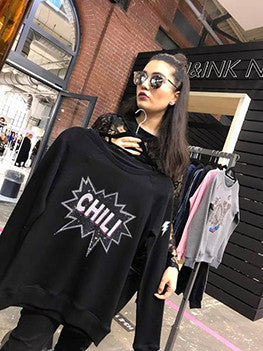 Sweatshirt von Chili Bang Bang