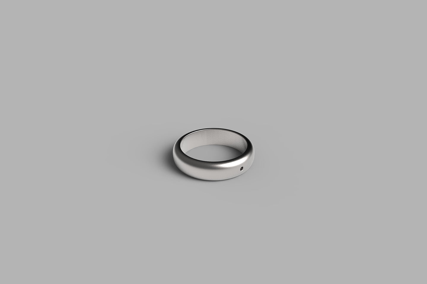 1990 Ring 5mm | Sterling Silver