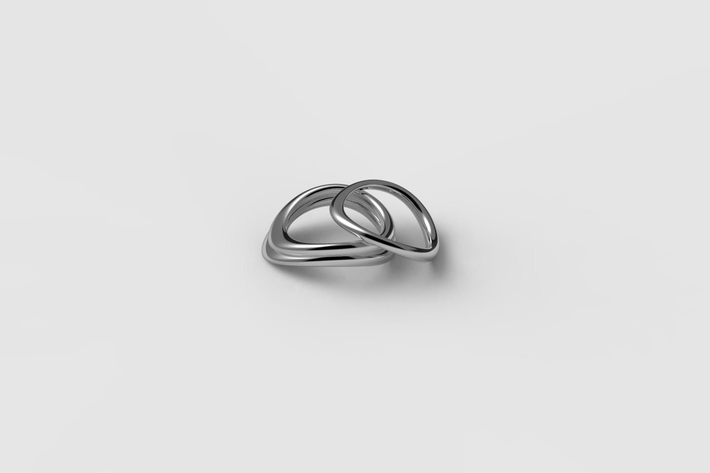 Egg Ring | Sterling silver