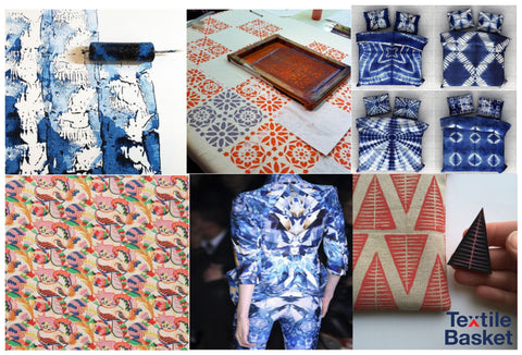 Fabric Printing - At TextileBasket.com