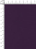 100% Cotton Dark Purple Colour Poplin Satin