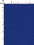 100% Cotton Royal Blue Colour Poplin Satin