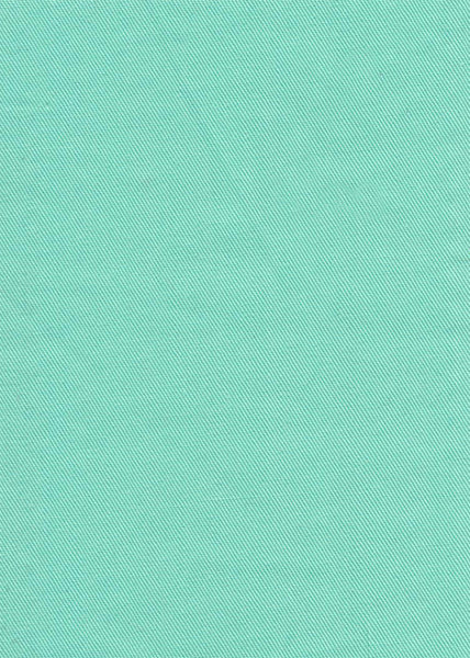 100% Cotton Light Green Colour Dyed Twill