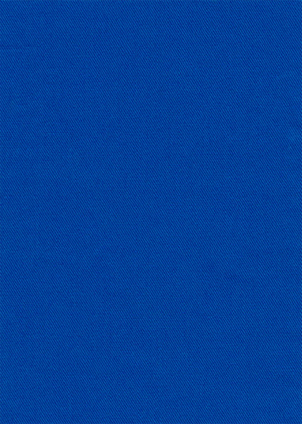 100% Cotton Royal Blue Colour Dyed Twill