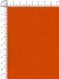 100% Polyester Orange Colour Interlock Jersey