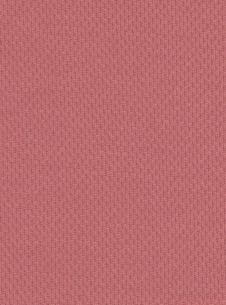 100% Polyester Pink Colour Mesh Interlock