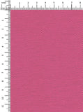 100% Polyester Pink Colour Double Pique