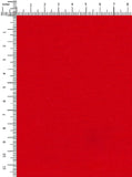 97% Cotton/3% Lycra Red Colour Single Jersey