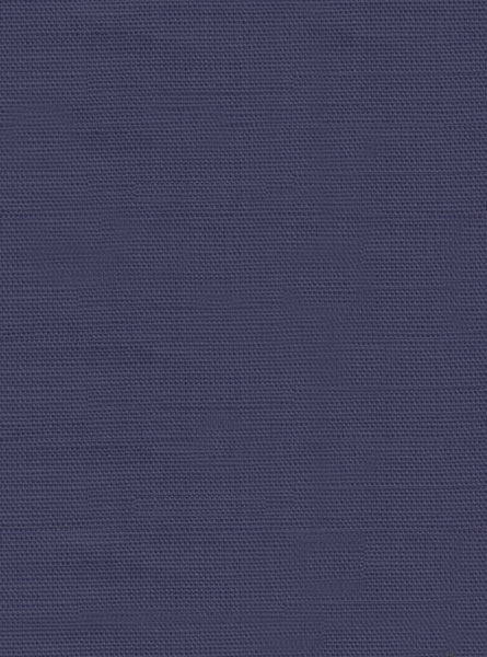 85% Cotton/15% Linen Navy Colour Cotton/Linen