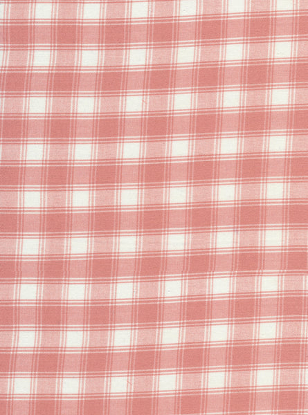 100% Viscose Pink/White Colour Medium Chceks