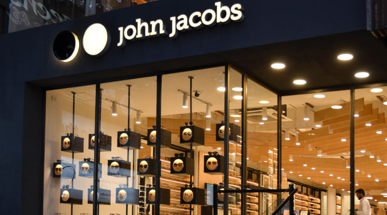 John Jacobs: Latest Premium Eyeglasses, Spectacles