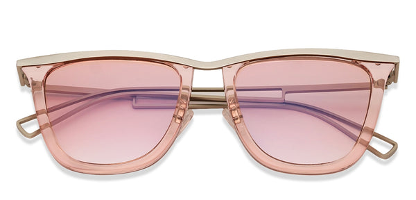 Sunglasses-Cat Eye-Pink-SG