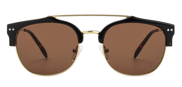Sunglasses For Women-Clubmaster-Black-SG