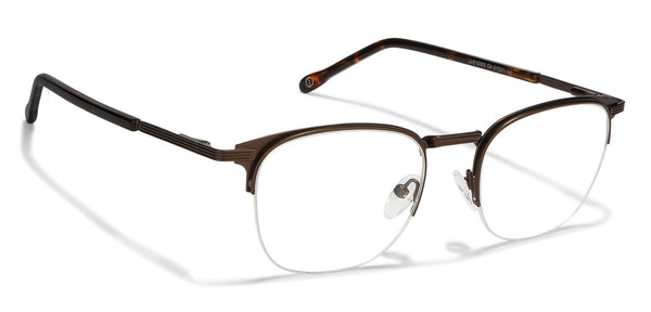 Eyeglasses For Men-Wayfarer-Black-EG