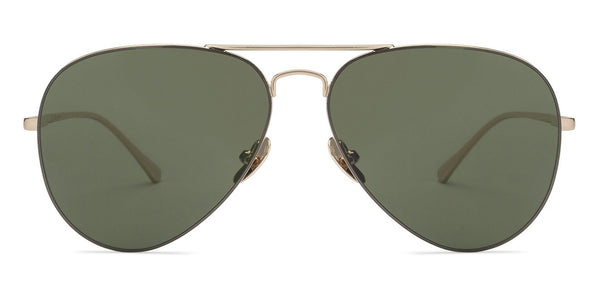 Aviator Sunglasses-Aviator-Green-SG