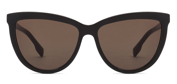 Sunglasses-Cat Eye-Brown-SG