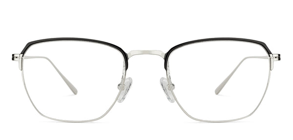 Eyeglasses For Men-Clubmaster-Bi-Colour-EG