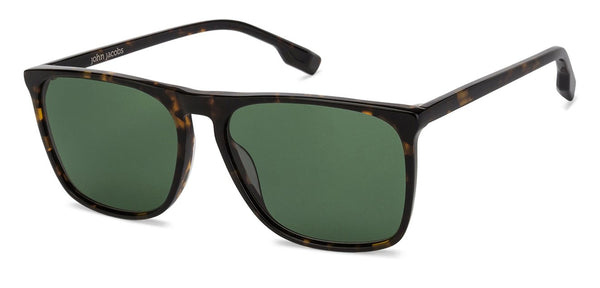 Sunglasses For Men-Rectangle-Tortoise-SG