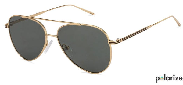 Sunglasses For Women-Aviator-Gold-SG