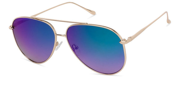 Sunglasses For Women-Aviator-Blue-SG