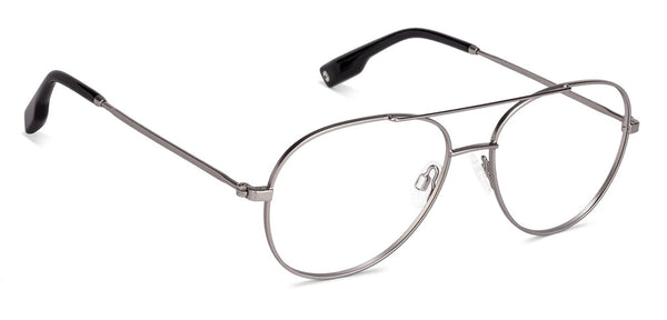 Metalworks Exclusive-Aviator-Gunmetal-EG