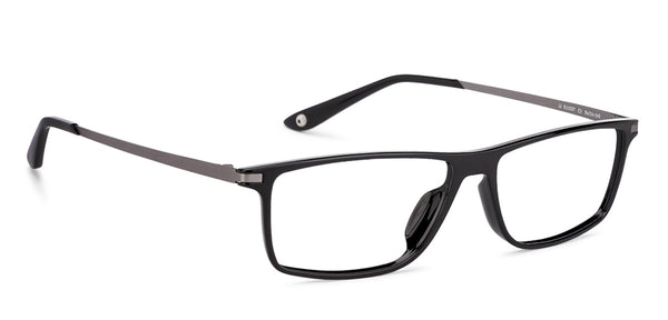 TR Flex-Rectangle-Black-EG