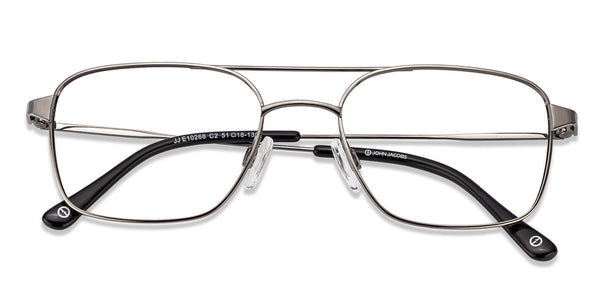 The Textured View Collection-Wayfarer-Gunmetal-EG