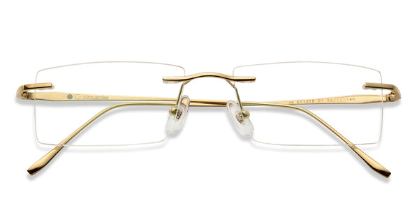 Pro Titanium-Rectangle-Gold-EG