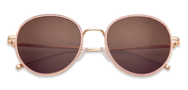 Sunglasses For Women-Round-Pink-SG