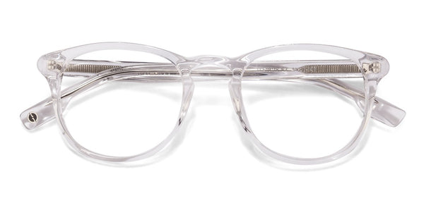 Eyeglasses For Women-Round-Transparent-EG