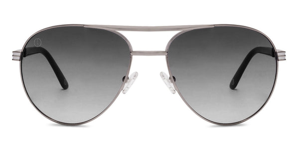 Aviator Sunglasses-Aviator-Grey-SG