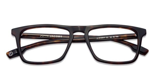Eyeglasses-I'm in Love with the Shape of YouRectangle-Black-EG