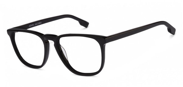 Rich Acetate-Wayfarer-Grey Transparent-EG