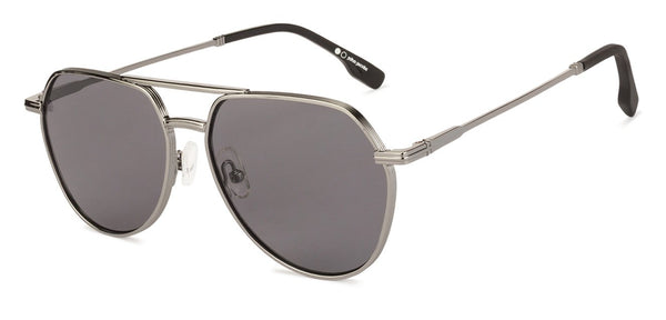 Sunglasses For Women-Aviator-Gunmetal-SG