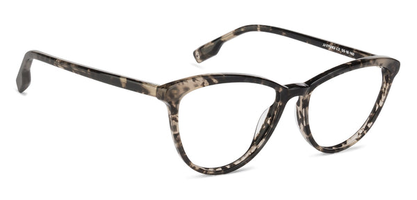 Rich Acetate-Cat Eye-Black-EG