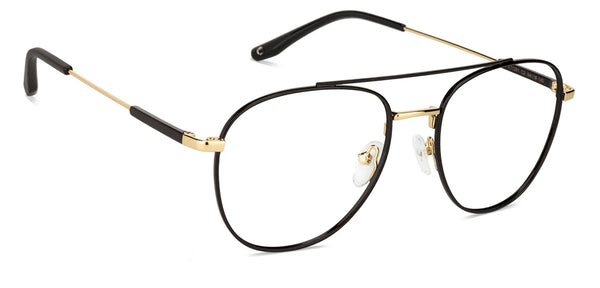 Eyeglasses For Women-Aviator-Black-EG
